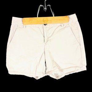 Gap (T3-05) Women's Sz 2 Casual Shorts Aubrey 100%